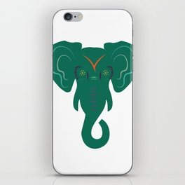 elephant. iPhone Skin