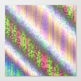 Colours ZD Canvas Print