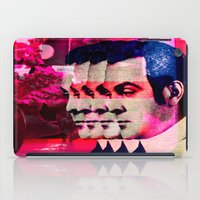 drunk iPad Cases featuring Drunk by Cs025