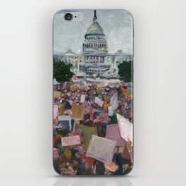 Women's March iPhone Skin