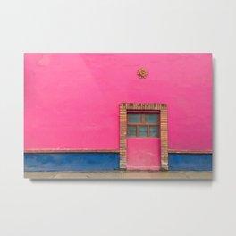 Mexican pink Metal Print