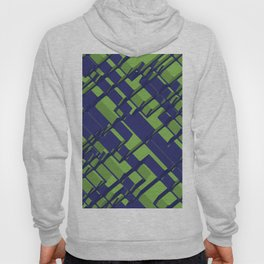3D Abstract Futuristic Background III Hoody