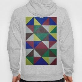 Geometric Triangles Hoody