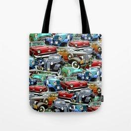 Classic Cars (K.T.B.) Tote Bag