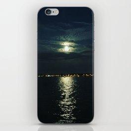 Super Full Moon iPhone Skin
