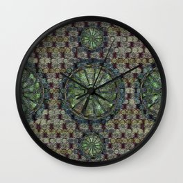 Look Up, Or Don't Wall Clock