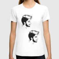 zayn T-shirts featuring Zayn by Julieta Cabrera
