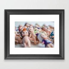 sonny angels - repose Framed Art Print