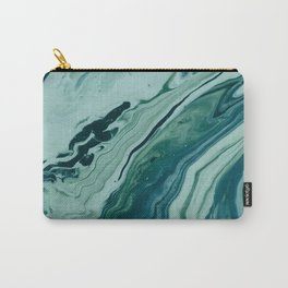 Blue Planet Marble Carry-All Pouch