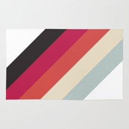 Stripes: vintage 01 Rug