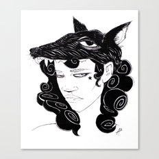 Romulus, Where is Remus? Canvas Print