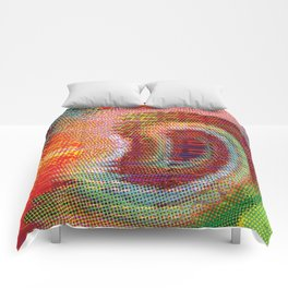 Moiré, No. 4 Comforters
