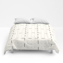 Morse Code Comforters
