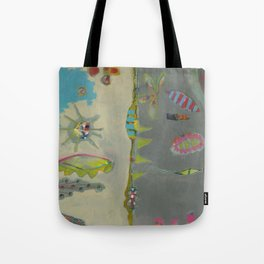 Bee Sunny Tote Bag
