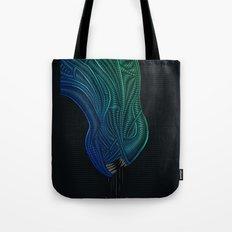 Alien - H.R. Giger Tribute Tote Bag
