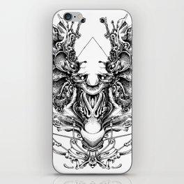 mirroraculous iPhone Skin