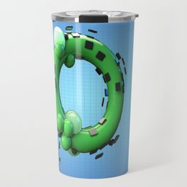 Armored O Travel Mug