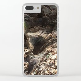 Intimate Tree #9 Clear iPhone Case