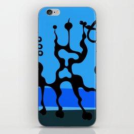 Tribute to Korniss Dezso (n.1) iPhone Skin