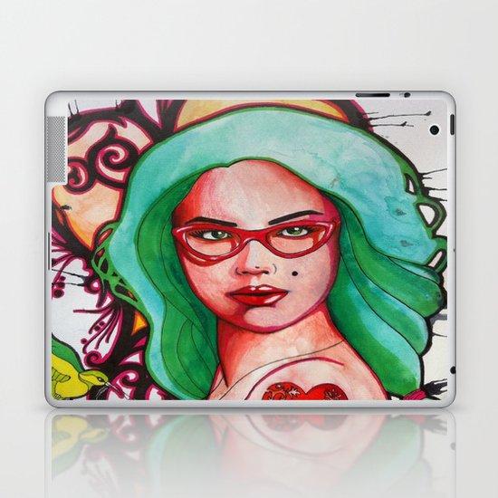 Tattoo. Laptop & iPad Skin