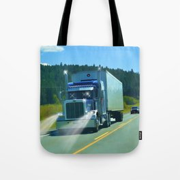 Supplying the Nation Tote Bag