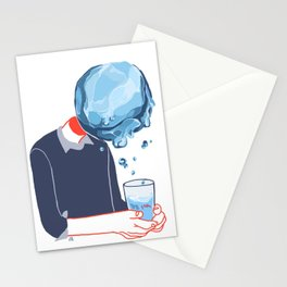Cry Stationery Cards