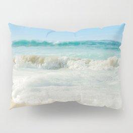 Aloha Kapukaulua Beach Pillow Sham