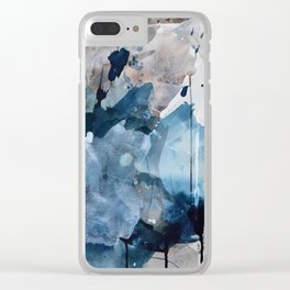 Hold Closer #1 Clear iPhone Case