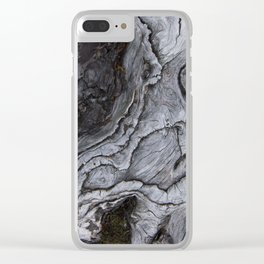 At Root Clear iPhone Case