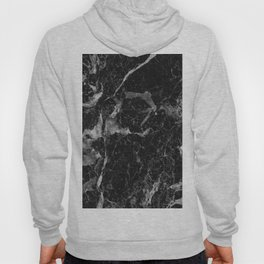 Black and gray marble Hoody