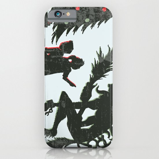 Be Good Krampus iPhone & iPod Case