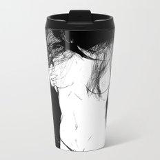 Winter: Siren Metal Travel Mug