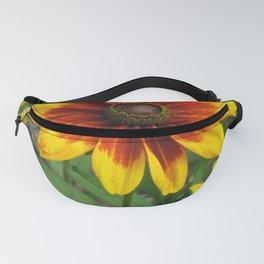 Flower | Flowers | Yellow Gaillardia Daisy | Nature Photography Fanny Pack