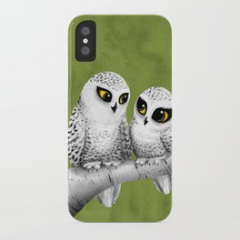 Owl Love You iPhone Case