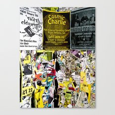 Cosmic Charlie Canvas Print