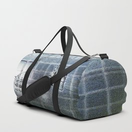 Squares Duffle Bag