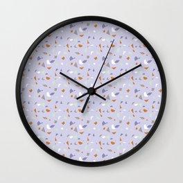 TerrazzoII/ Wall Clock