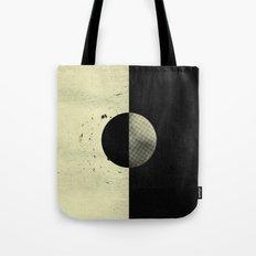 Like Night and Day Tote Bag