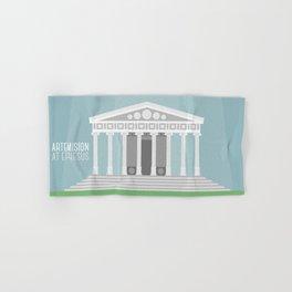 World Wonder: Temple of Artemis at Ephesus Hand & Bath Towel