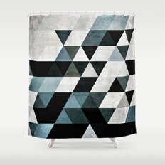 Pyly Pyrtryt Shower Curtain