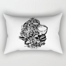 Eat Me Rectangular Pillow