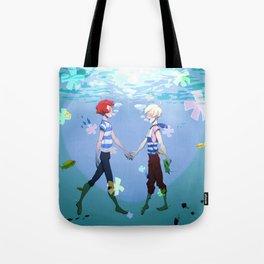 Tsuritama Tote Bag