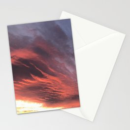 That Once in a Lifetime Sunset Stationery Cards