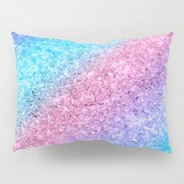 Rainbow Princess Glitter #2 #shiny #decor #art #society6 Pillow Sham