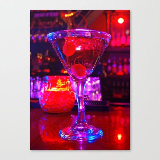 Martini aesthetics  Canvas Print