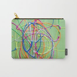 Colors in Team Acrylic Carry-All Pouch