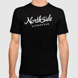 North Side Lifestyle Signature (white) T-shirt