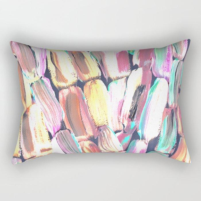 Spring Fiesta Sugarcane Rectangular Pillow