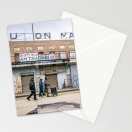 We Run These Streets Stationery Cards