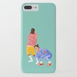 NO iPhone Case